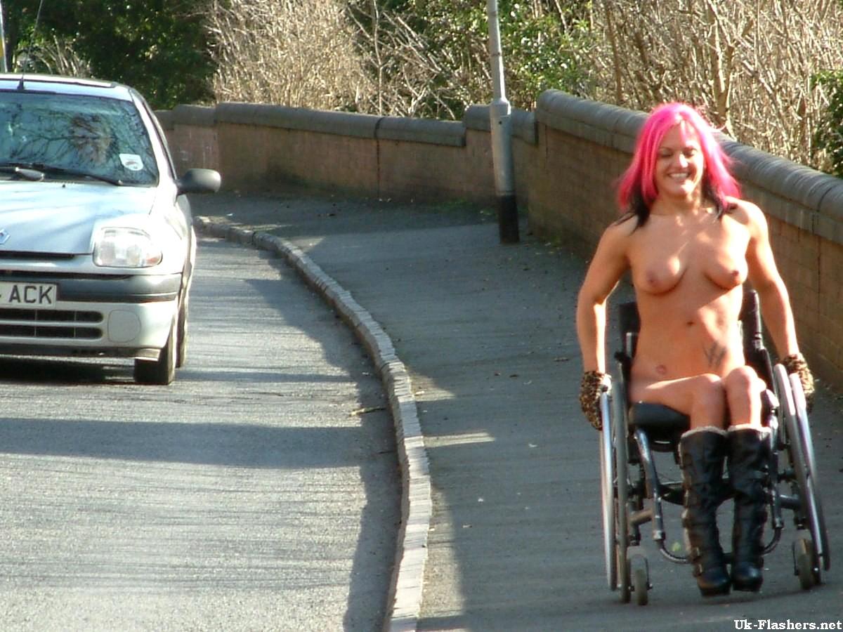 Handicapped nudists 13