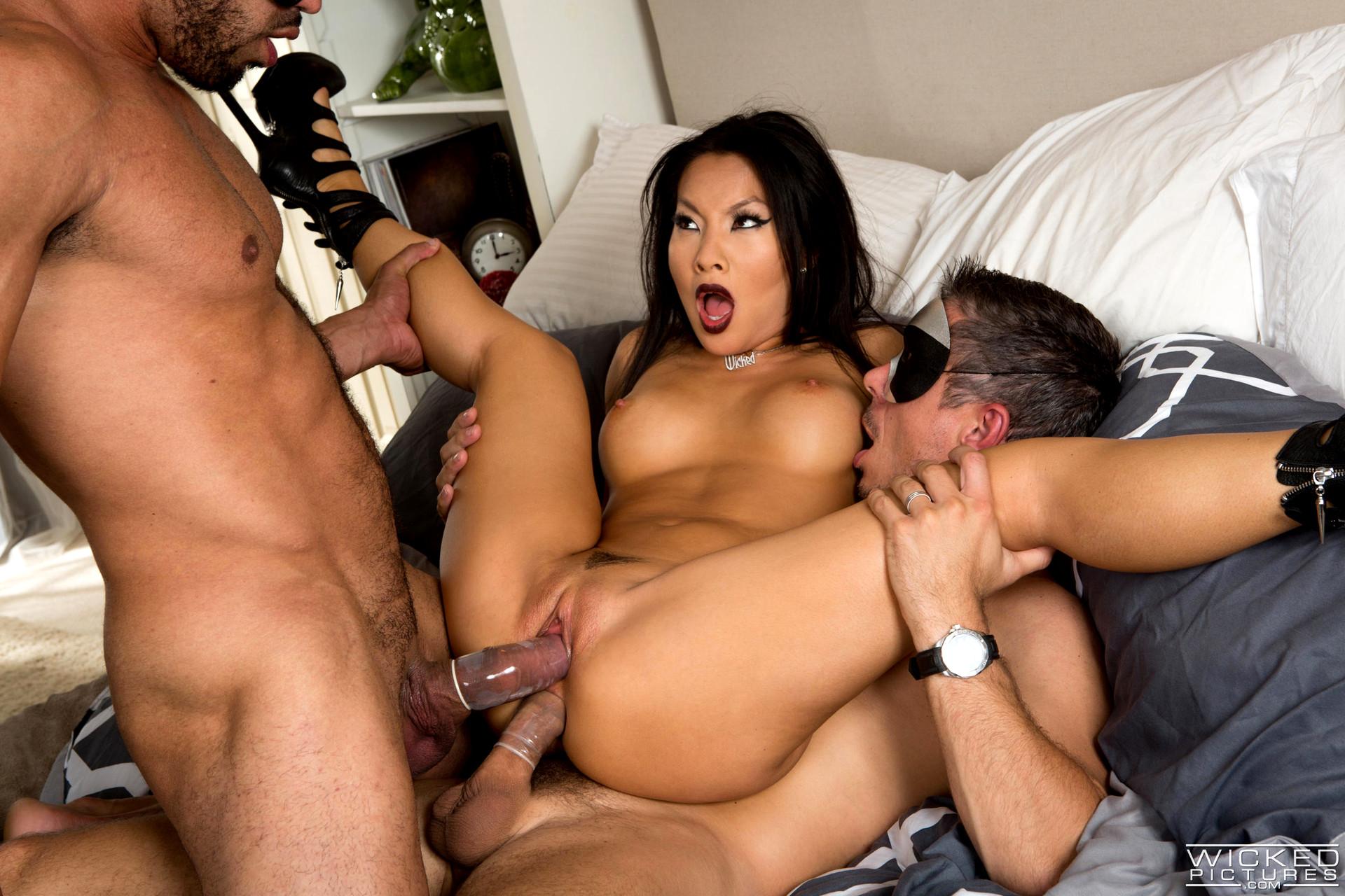 Азиатская порно муж