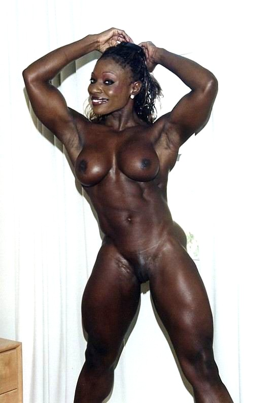 Sexy black girl cunt