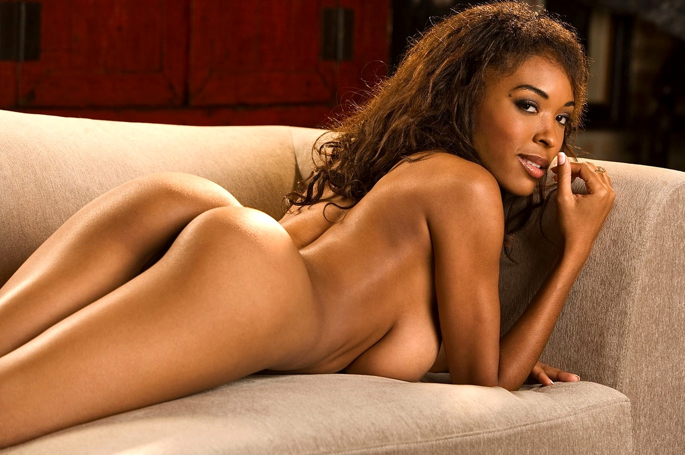 Фото красивых мулаток порно звезд — 1