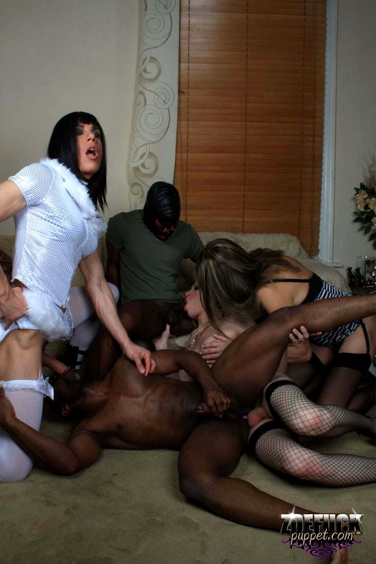 Black crossdressers porn movies, blonde black cock hound